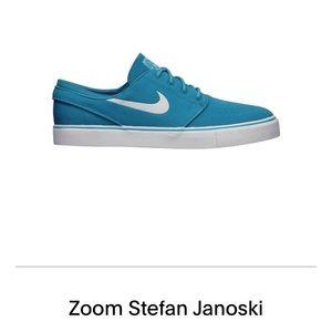 New Women Nike Zoom SB Stefan Janoski Casual Shoes